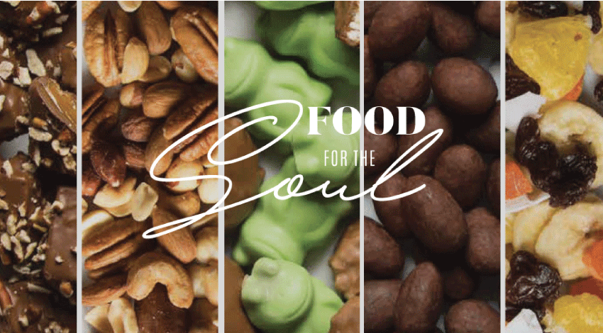 Food for the Soul: A Tasty Fundraising Catalog