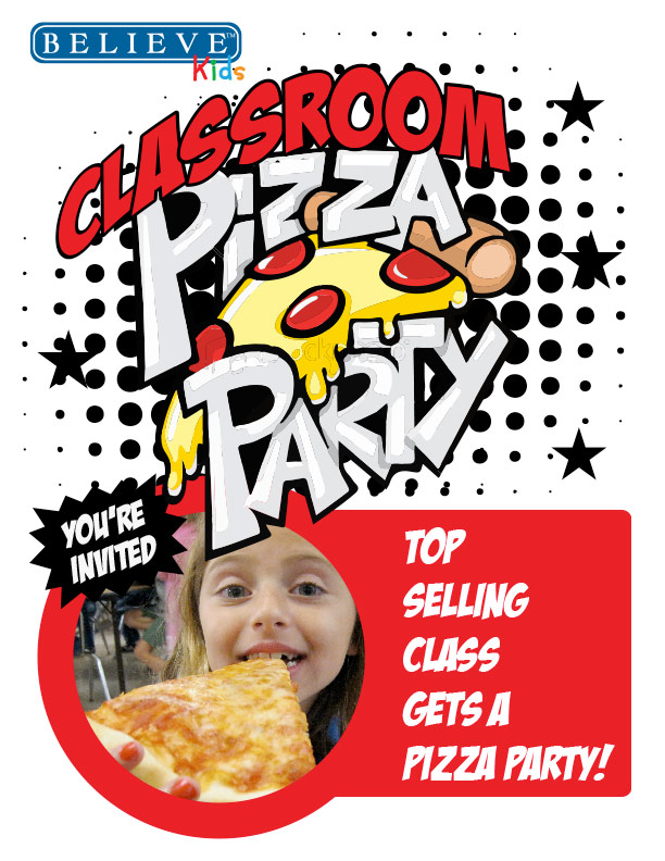 Classroom Pizza Party