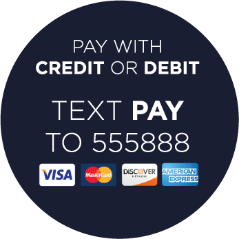 Pay with Credit or Debit