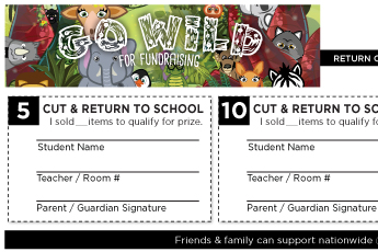 Believe Kids Fundraising | Go Wild for Fundraising Coupon